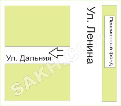 Для снижения аварийности изменена схема движения на двух участках улицы Ленина в Южно-Сахалинске.