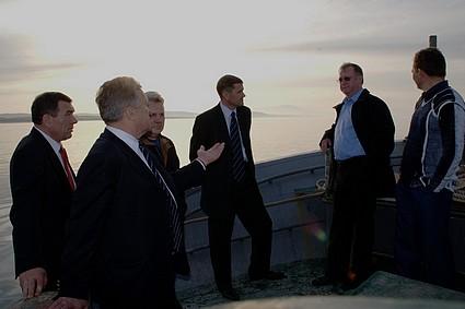 В частности, после посещения рыбоводного завода в Мальках глава Счетной палаты отметил, что ведомство в рамках своих...